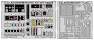 Eduard Models  1/24 Aircraft- Mosquito FB Mk VI Interior for ARX (Painted) EDU23027