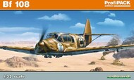 Eduard Models  1/32 Bf.108 Fighter (Profi-Pack Plastic Kit) EDU3006