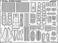 Eduard Accessories  1/32 P-51D Exterior  PE-SETS EDU32302