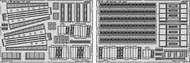 Aircraft- P-40F Gun Bays for TSM #EDU32431