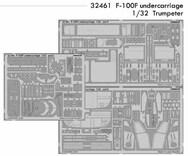 F-100F Undercarriage for TSM #EDU32461