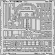 Aircraft- F-15E Interior for TAM (Painted) #EDU32947