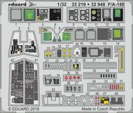 Aircraft- F/A-18E Interior for RVL (Painted) #EDU32948