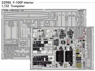 F-100F Interior for TSM (Painted) #EDU32980