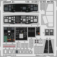 Eduard Accessories  1/35 MH-60L Detail EDU33228