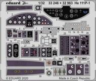 Eduard Accessories  1/35 Heinkel He.111P-1 EDU33246