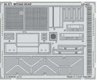 Eduard Models  1/35 Armor- M113A ACAV for AFV EDU36377