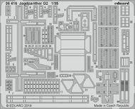 Armor- Jagdpanther G2 for MGK #EDU36416
