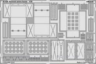 Hummel (Late Production) ammunion boxes #EDU36429