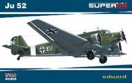 Eduard Models  1/144 Ju52 Fighter (Ltd Edition Plastic Kit) EDU4424