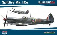 Eduard Models  1/144 Spitfire Mk IXe Fighter Dual Combo (Ltd Edition Plastic Kit) EDU4428