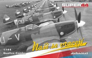 Eduard Models  1/144 WWII Spitfire Mk IX Nasi se vraceji (The Boys are Back) RAF Fighter Quattro Combo (Ltd Edition Plastic Kit) EDU4432
