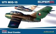 Eduard Models  1/144 UTI MiG-15 Dual Combo EDU4444