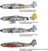 Fw.190D-9 Aircraft (Ltd Edition Plastic Kit) #EDU4461