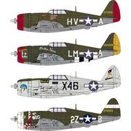 Republic P-47D Razorback Super 44 edition kit #EDU4469