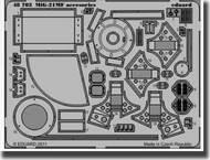 Eduard Models  1/48 Mig-21MF Accessories  PE-SETS EDU48703