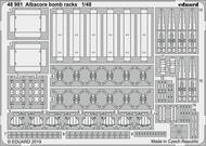 Aircraft- Albacore Bomb Racks for TSM #EDU48981