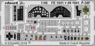 Lockheed P-38F Lightning Detail #EDU491041