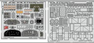 Eduard Models  1/48 AC47 Gunship Interior for RVL (Painted Self Adhesive) EDU49736