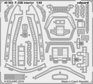 Aircraft- F-35B Interior for KTY (Painted) #EDU49993