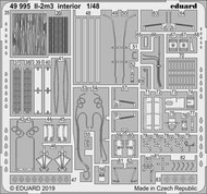 Aircraft- Il-2m3 Interior for TAM (Painted) #EDU49995