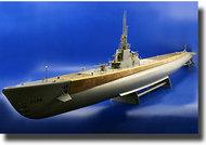 Eduard Models  1/72 Gato class submarine Details EDU53023