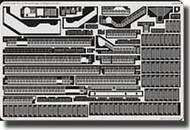 Eduard Accessories  1/350 USS CV-14 Ticonderoga railings/catwalk EDU53031