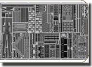 Eduard Accessories  1/350 Bismarck Details EDU53035
