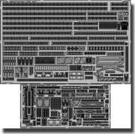 Eduard Accessories  1/350 Admiral Graf Spee 1/350 EDU53045