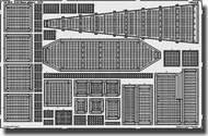 Eduard Models  1/72 I-53 floor Plates  PE Set EDU53051