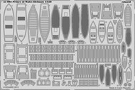 Eduard Models  1/350 Ship- Prince of Wales Lifeboats for TAM EDU53092