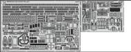 Eduard Accessories  1/350 Ship- HMS Illustrious Superstructure for ARX EDU53136