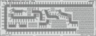 Eduard Accessories  1/350 Ship- HMS Illustrious Safety Nets for ARX EDU53138