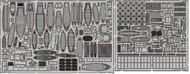 Eduard Accessories  1/200 Ship- HMS Hood Life Rafts Pt.4 for TSM EDU53190