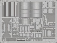 Eduard Accessories  1/48 Ship- DKM Type VIIC U552 U-Boat Tower Pt.2 for TSM EDU53192