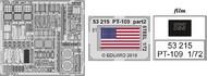 Eduard Models  1/72 Ship- PT-109 for RVL EDU53215