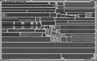 Eduard Accessories  1/350 USS Langley AV-3 safety nets EDU53268