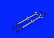 Aircraft- AIM-120A/B AMRAAM #EDU632132