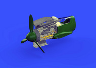 Aircraft- Bf.109G-10 Engine for EDU (Photo-Etch & Resin) #EDU648441