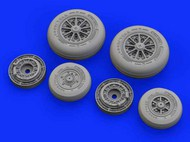 Lockheed F-104G Starfighter wheels late #EDU648524
