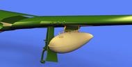 P-51D 75 Gal. Drop Tanks for EDU (Resin) #EDU648571