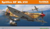 Spitfire HF Mk VIII Fighter (Profi-Pack Plastic Kit) #EDU70129