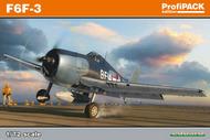 F6F-3 Hellcat Fighter (Profi-Pack Plastic Kit) #EDU7074