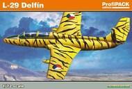 Aero L-29 Delfin ProfiPACK edition kit of Czechoslovak military jet trainer L-29 Delfan in scale. #EDU7096