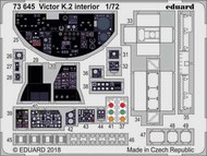 Aircraft- Victor K2 Interior for ARX (Painted) #EDU73645