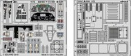 Aircraft- B-52H Interior for MDO (Painted) #EDU73657
