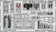 Su-7BMK Fitter Detail Set (MDV kit) #EDU73675