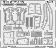 Bf.109F-2 Detail #EDU73686