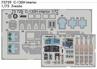 C-130H Interior for ZVE (Painted) #EDU73729