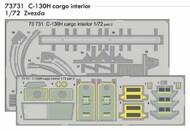 C-130H Cargo Interior for ZVE (Painted) #EDU73731